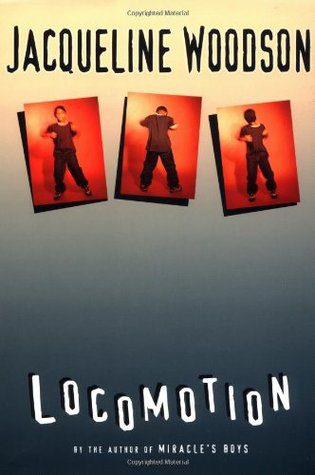 Locomotion, by Jacqueline Woodson book cover