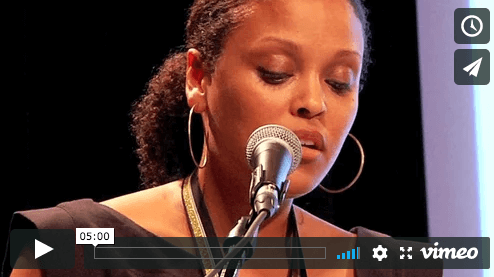Jesmyn Ward reads from her novel, Salvage the Bones at the 2011 NBA Finalists Reading