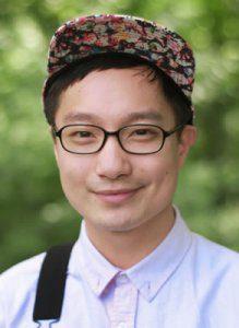 Chen Chen author photo, credit: Jess Chen