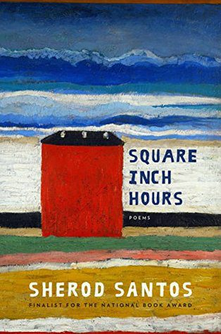 Square Inch Hours by Sherod Santos book cover