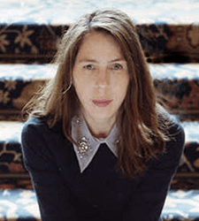 Rachel Kushner, Photo credit: Gabby Laurent