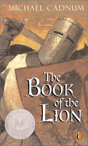 Michael Cadnum – The Book of the Lion book cover