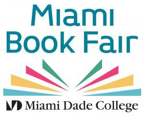 Miami Book Fair 2018 logo