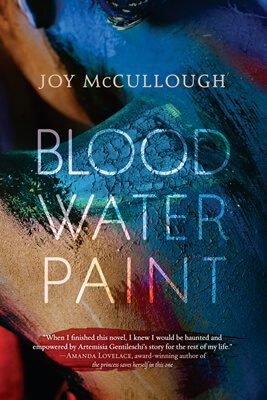 Blood Water Paint by Joy McCullough book cover