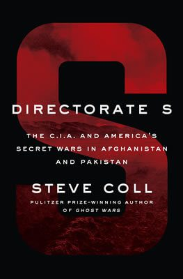 Directorate S by Steve Coll book cover