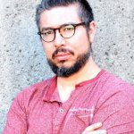 J. Michael Martinez author photo, credit Teresa Veramendi, Museum of the Americas