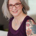 Joy McCullough author photo, credit John Ulman