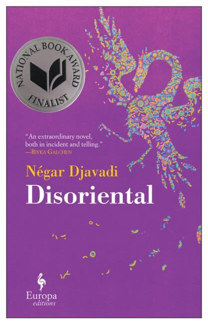 Disoriental by Negar Djavadi book cover