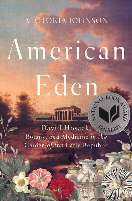 American Eden by David Hosack book cover