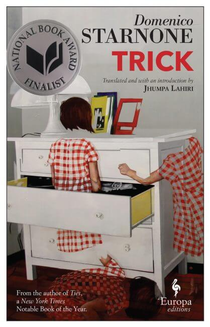 Trick by Domenico Starnone book cover