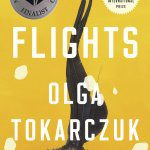 Flights by Olga Tokarczuk book cover