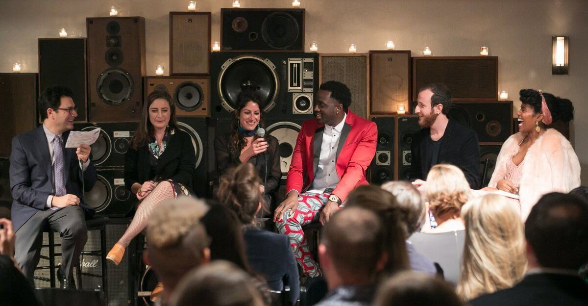 Highlights from the 2018 5 Under 35 Celebration