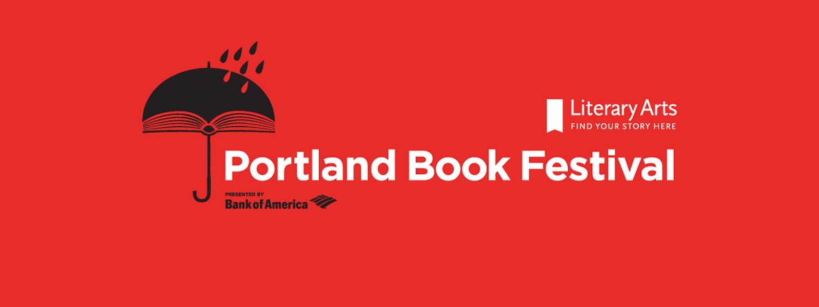 National Book Foundation live at the Portland Book Festival on 11/10 at 8 PM