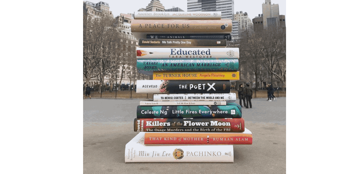 2019 Raising Readers Reading List