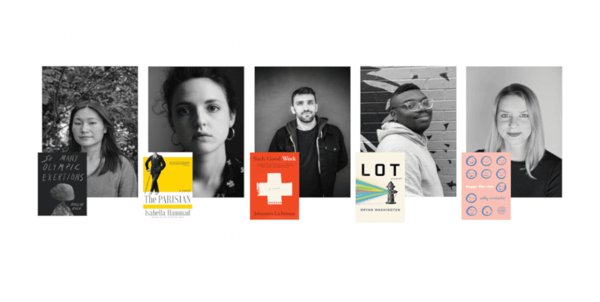 National Book Foundation Announces its 2019 5 Under 35 Honorees
