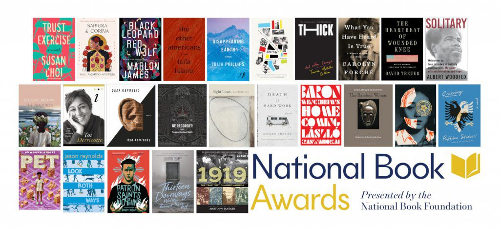Image result for national book award 2019 finalist