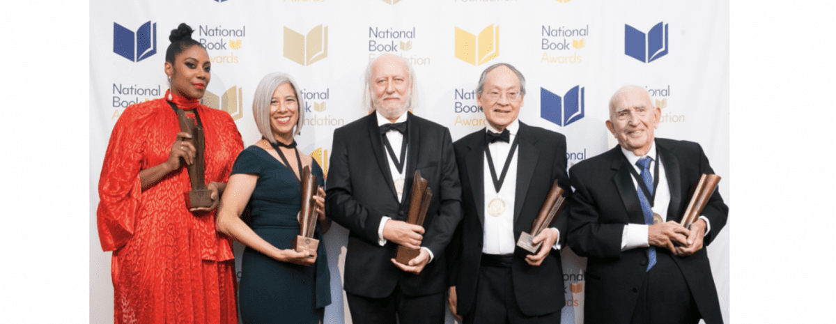 Watch the 2019 National Book Awards Ceremony