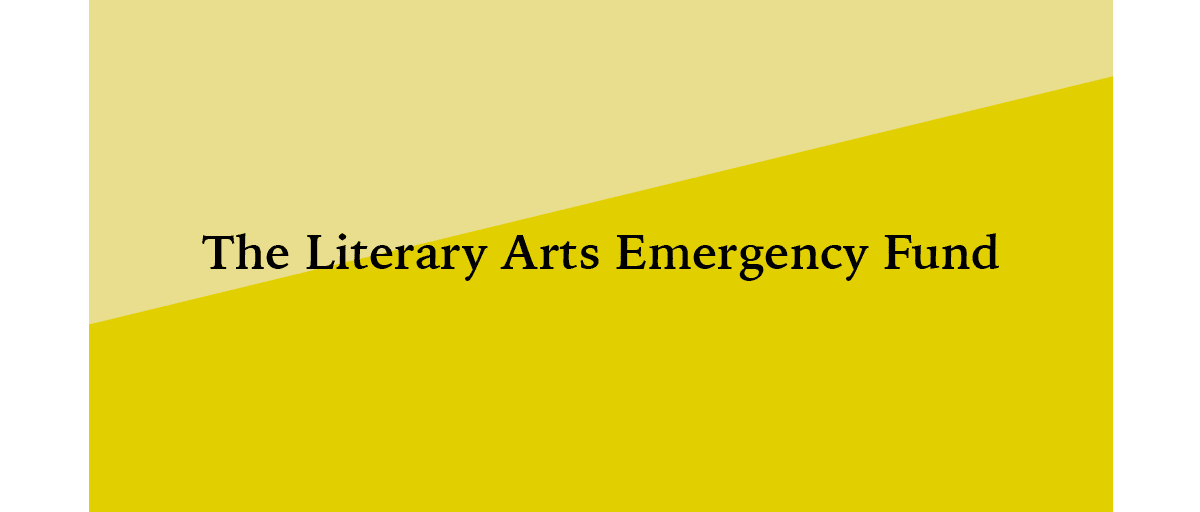 AAP, CLMP, and NBF Join Forces to Provide $3.5 Million in Emergency Funds for Literary Organizations and Publishers