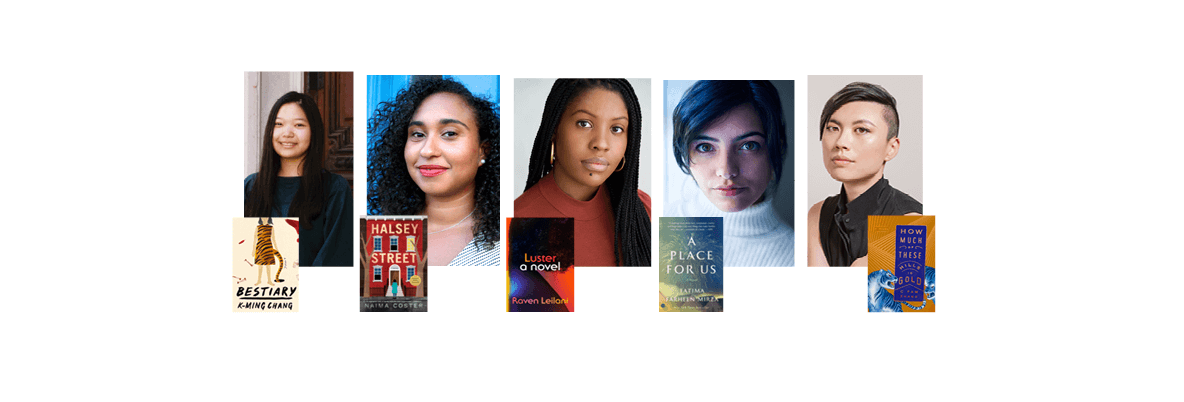 The National Book Foundation Announces 2020 5 Under 35 Honorees