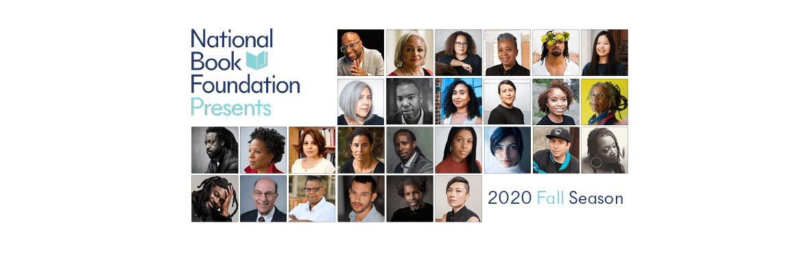 National Book Foundation Announces 2020 Fall Season of NBF Presents