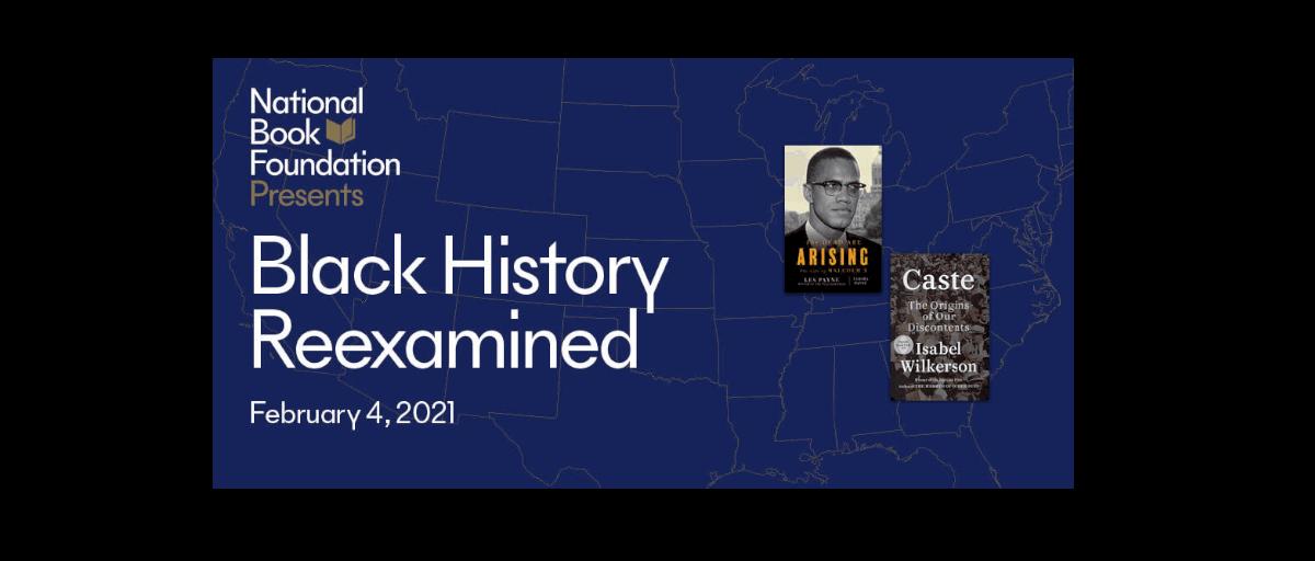 Watch NBF Presents: Black History Reexamined