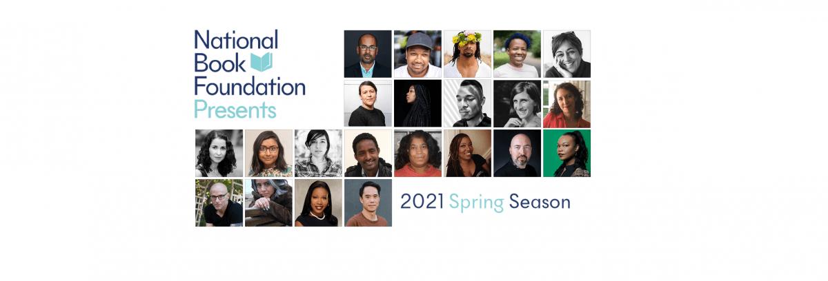 National Book Foundation Announces 2021 Spring Season of NBF Presents
