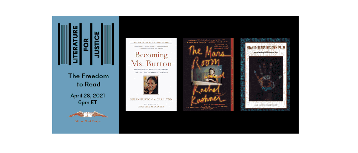 Literature for Justice: The Freedom to Read