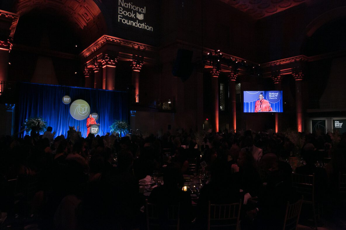 National Book Awards Will Once Again Be Live and In-person This November