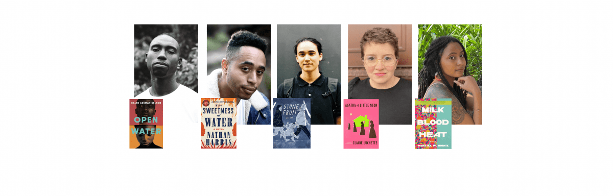 The National Book Foundation announces its 2021 5 Under 35 Honorees