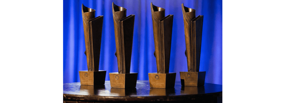 The 72nd National Book Awards will be an Exclusively Digital Ceremony